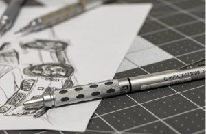 Pentel-GraphGear-1000-best-Mechanical Pencils-in-the-world