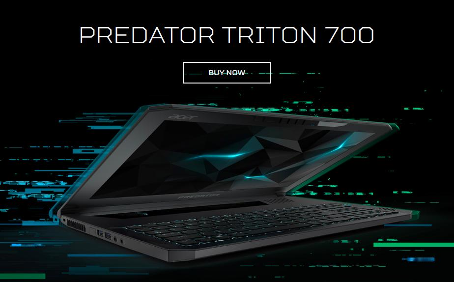 most-expensive-laptop-acer-predator-triton-700
